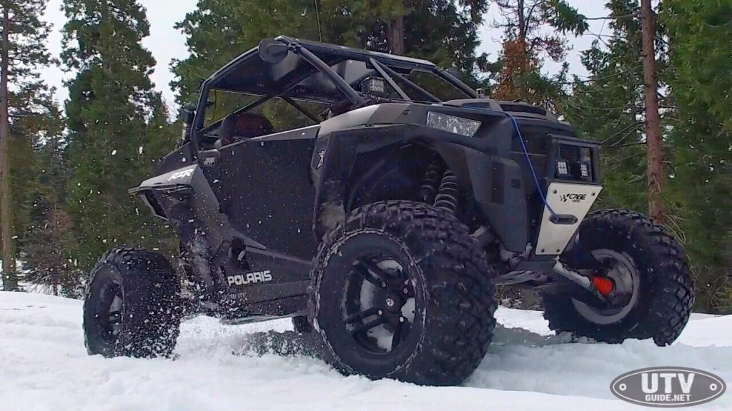 Pro Armor WhiteOut Snow Tires