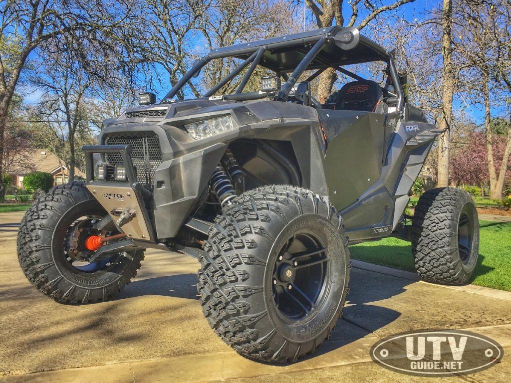 Pro Armor WhiteOut Tire