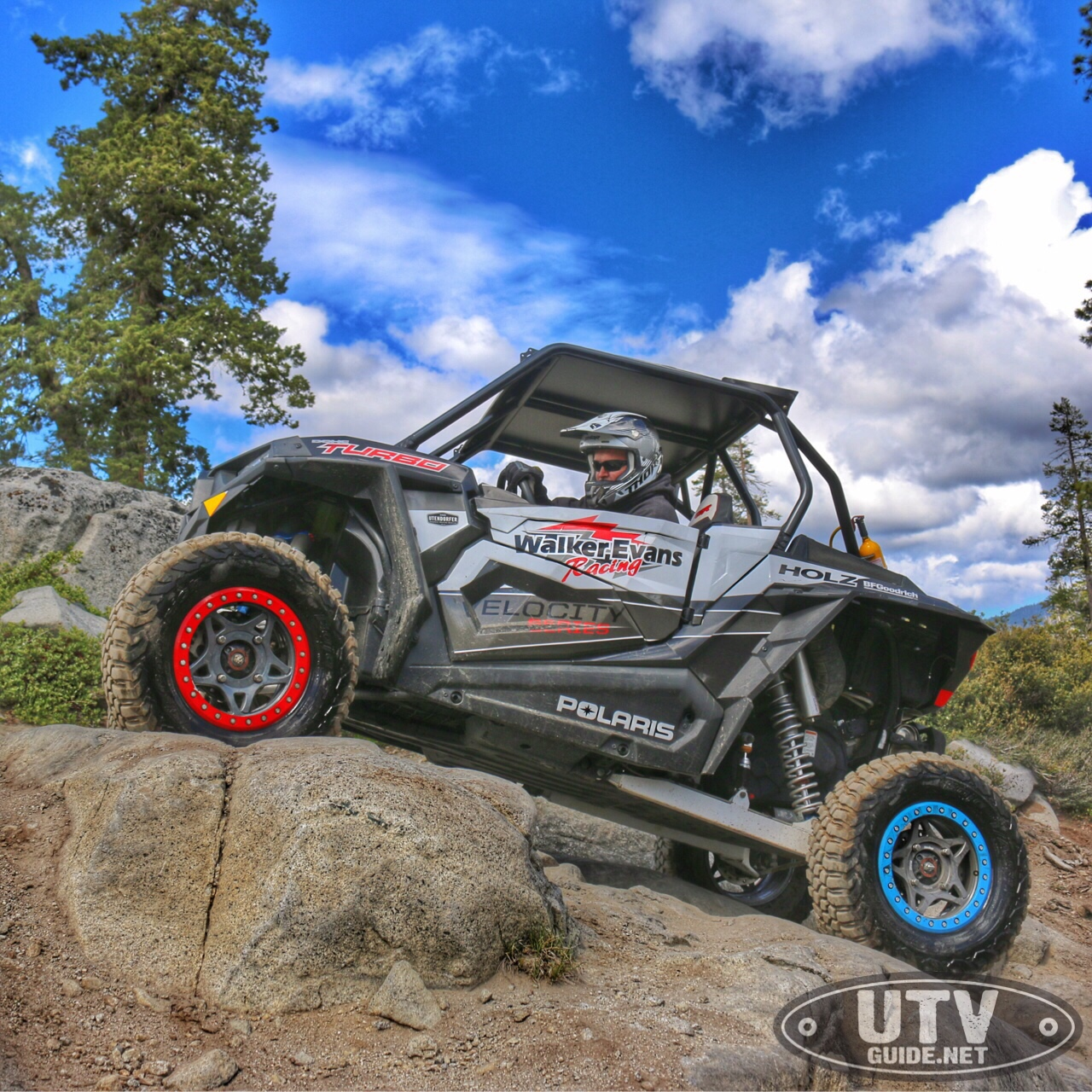 WALKER EVANS RACING is the Official UTV Wheel & Shock of the 2017 NORRA Mexican 1000 - UTV Guide
