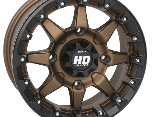 HD5 Beadlock Bronze wheels