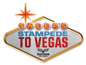 Stampede to Vegas Sweepstakes