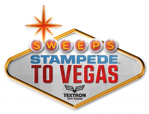 Stampede to Vegas Sweepstakes