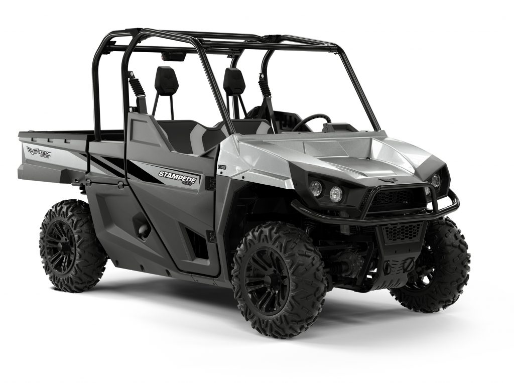 Introducing The All New Bad Boy Stampede 900 4x4 Utv Guide
