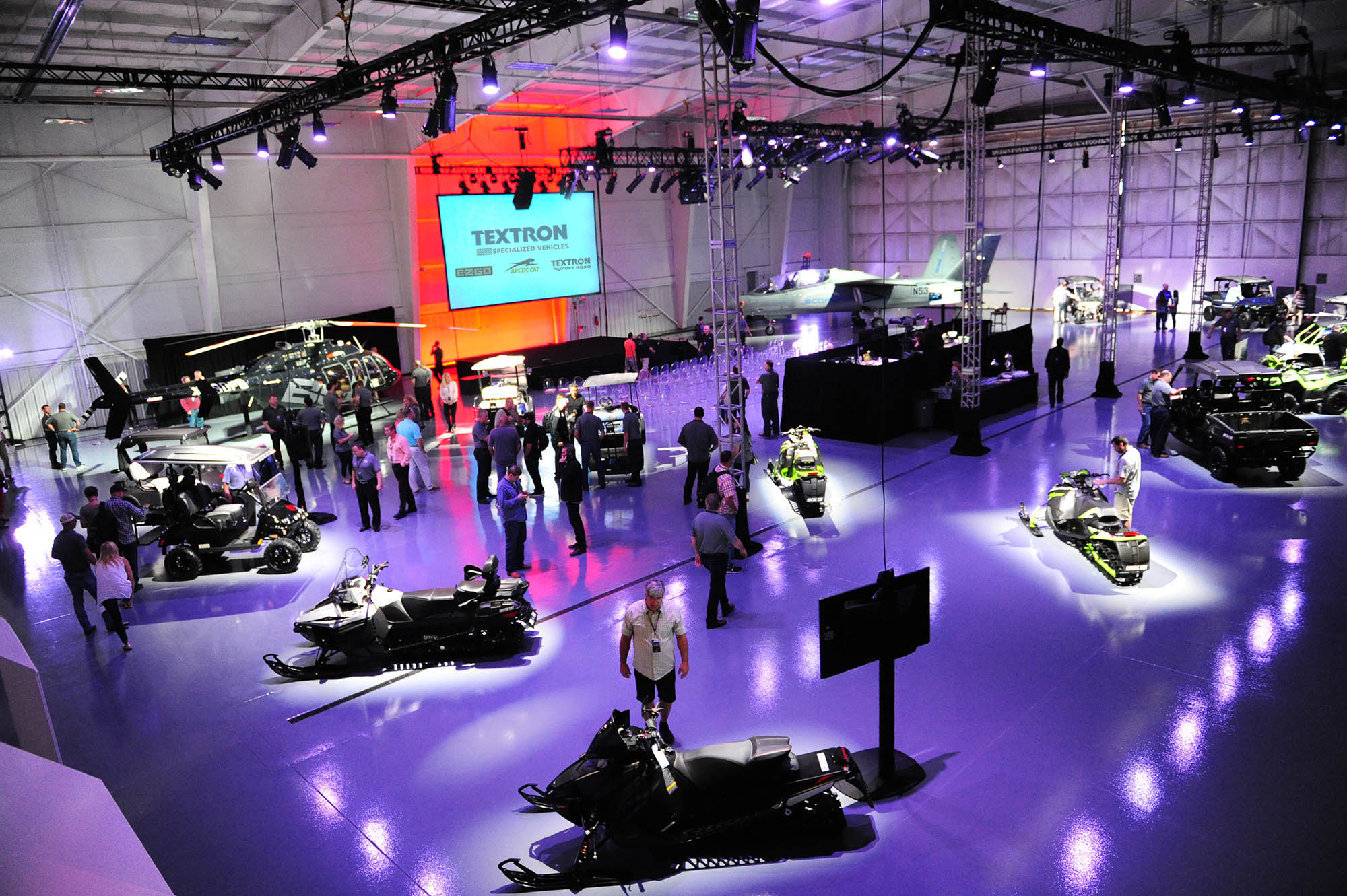Textron Specialized Vehicles Outlines The Future With