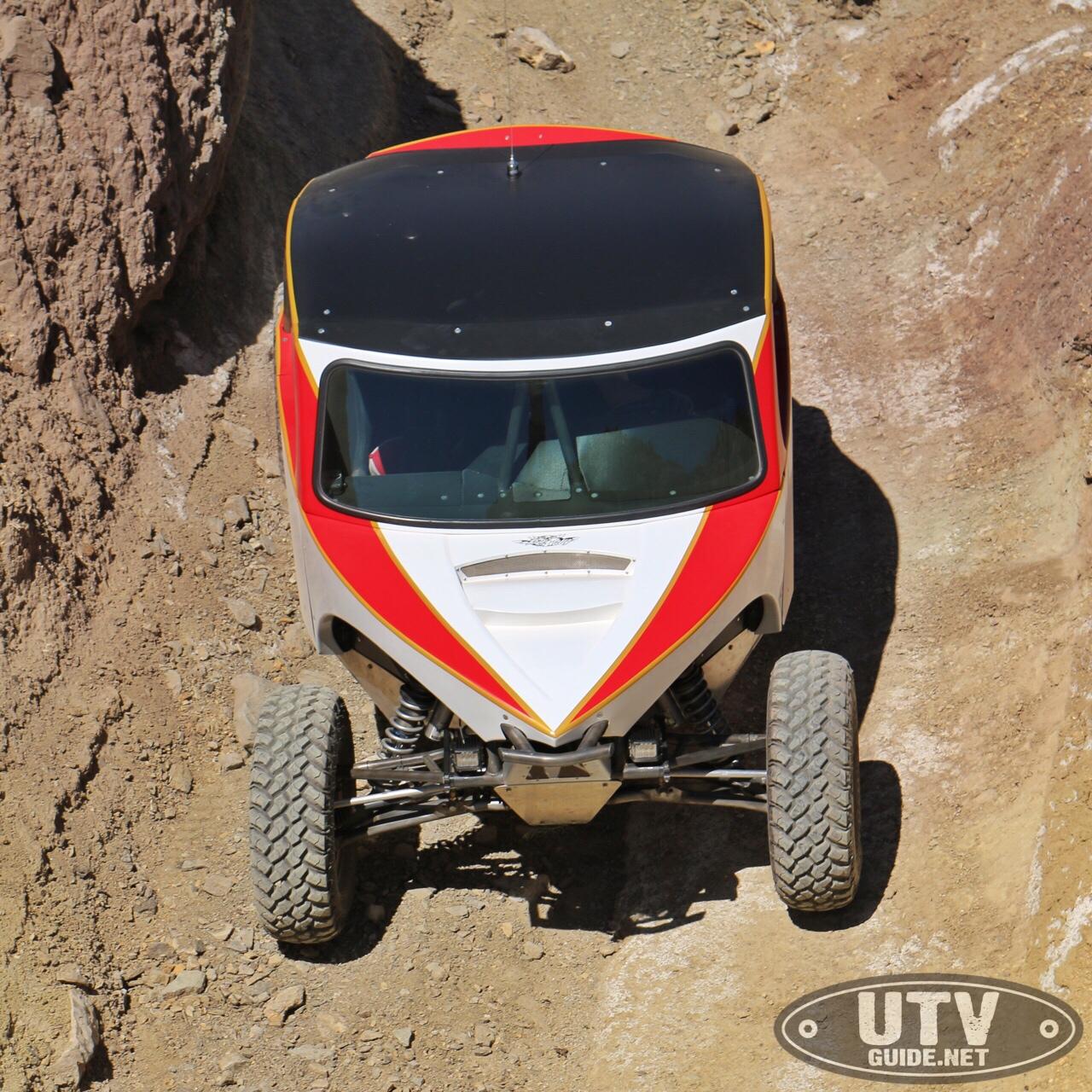 Full-Tilt Custom Chassis UTV Using Honda Pioneer 1000 ...