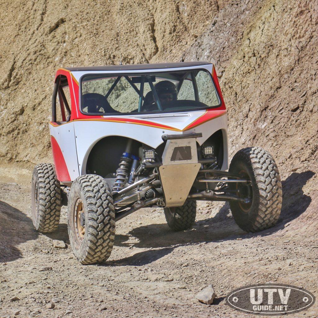 Custom Chassis UTV