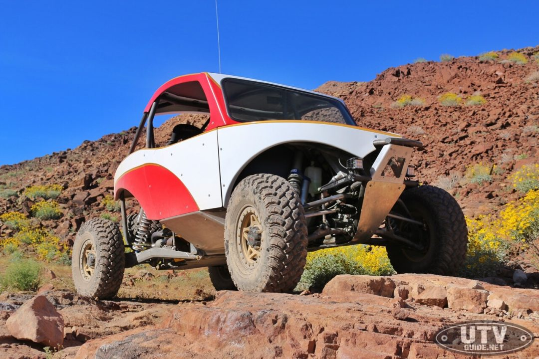 Full-Tilt Custom Chassis UTV Using Honda Pioneer 1000