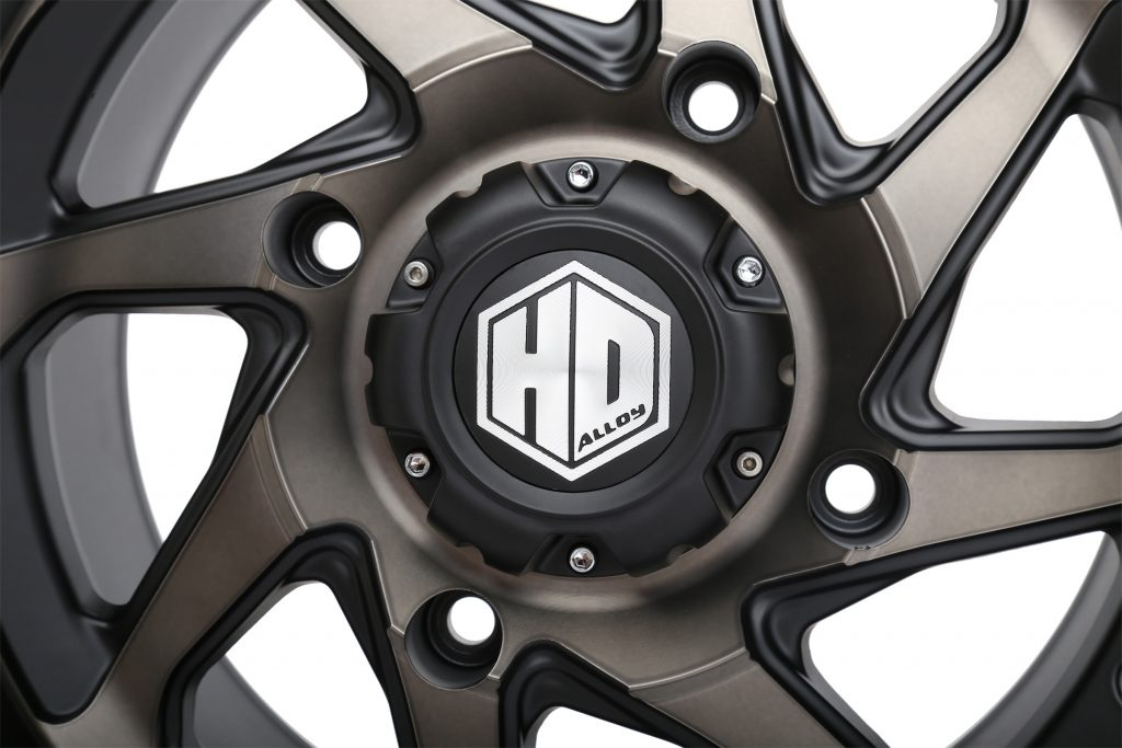 STI HD8 Wheel