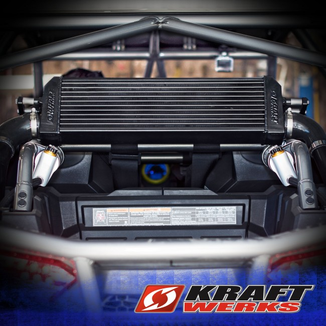 Kraftwerks Supercharger Kit
