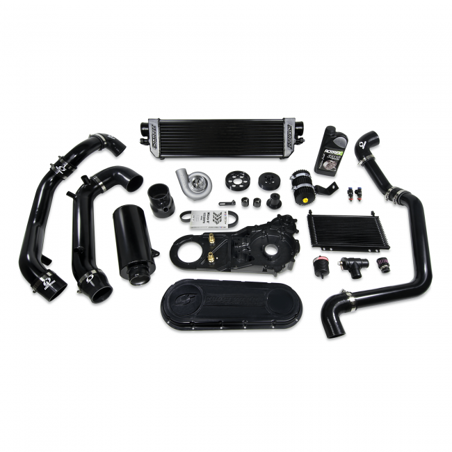 KraftwerksUSA RZR XP 1000  Supercharger Kit