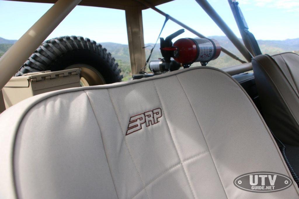 Custom PRP Seats