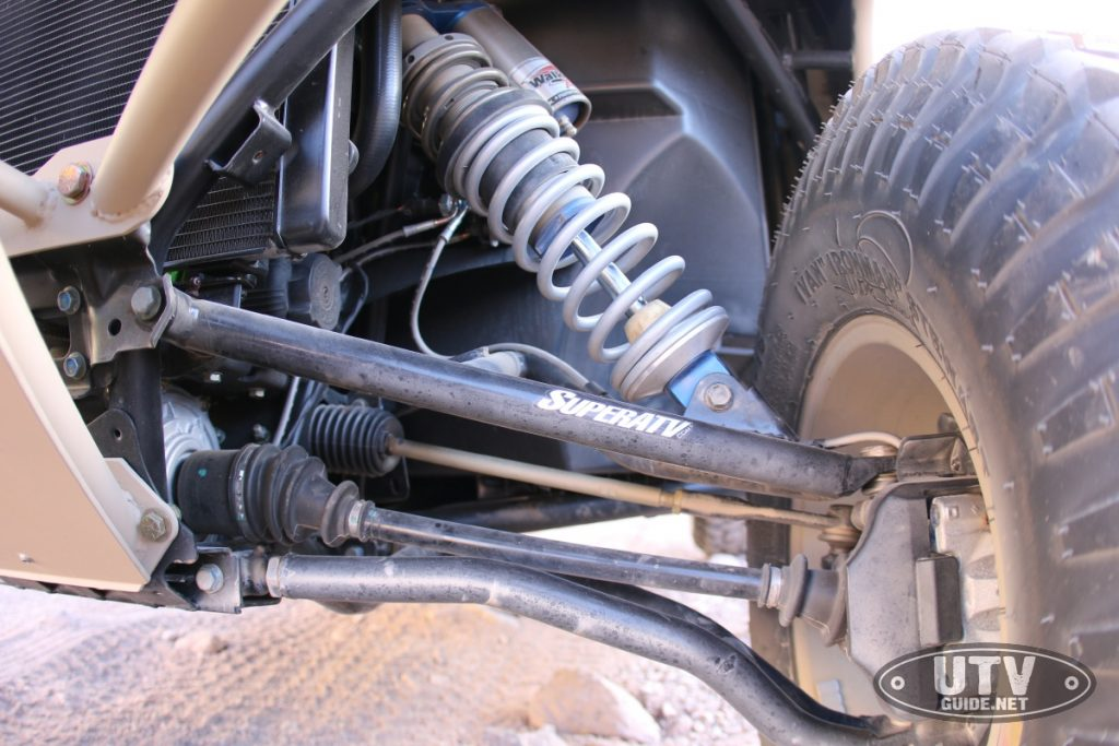 Super ATV High Clearance Polaris GENERAL Suspension