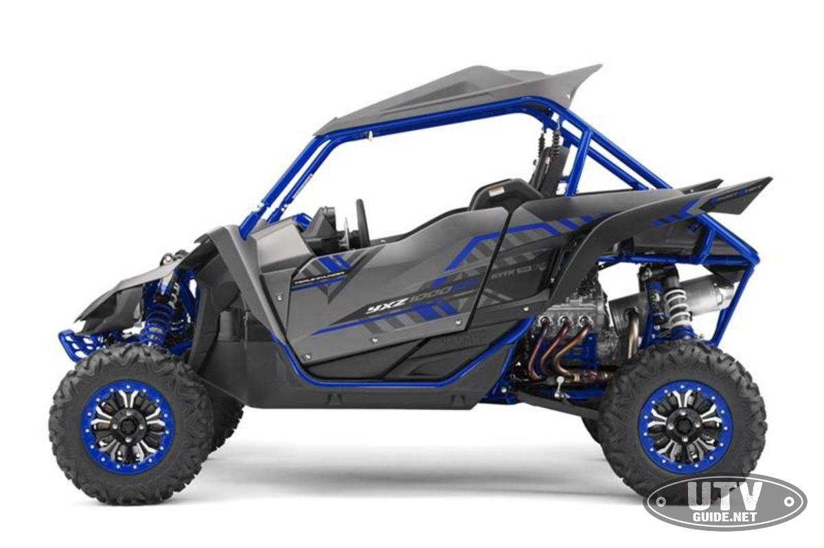 Yamaha expands yxz1000r line with new special edition for Yamaha rzr 1000