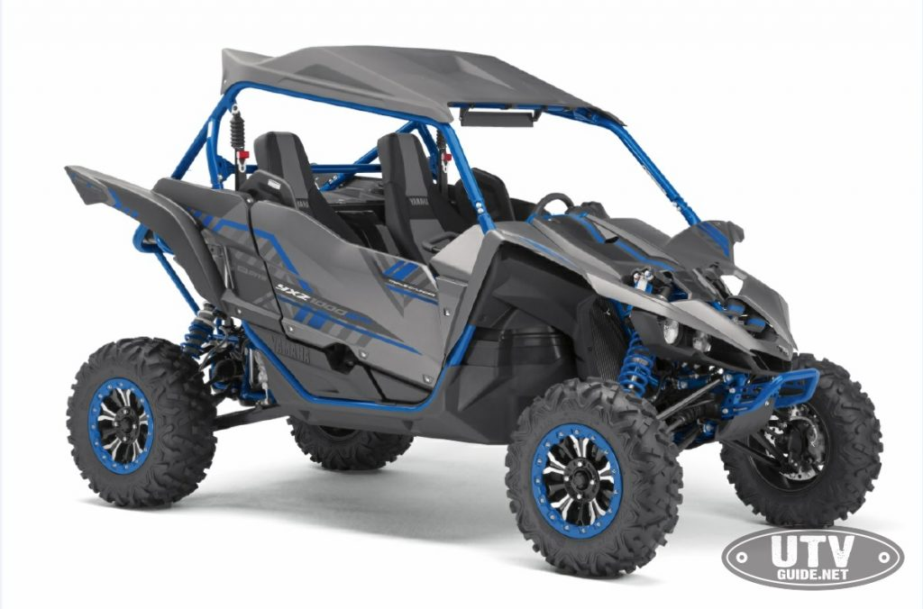 YXZ1000R Special Edition with Sport Shift and FOX Podium X2