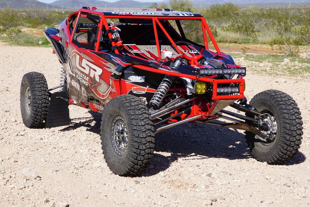 Can-Am Maverick X3 MTS Suspension Kit