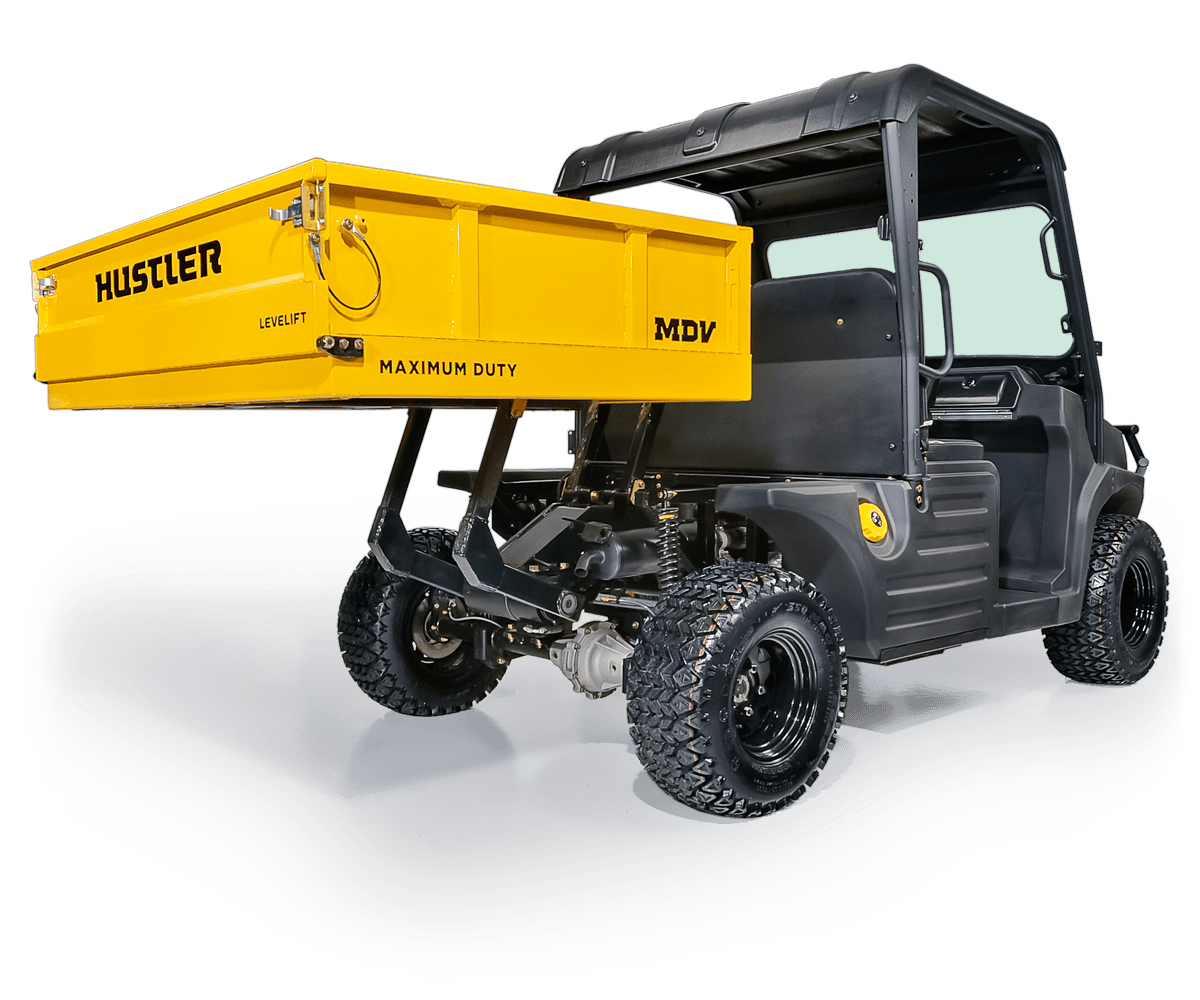 Hustler Turf Equipment Officially Enters Utility Vehicle