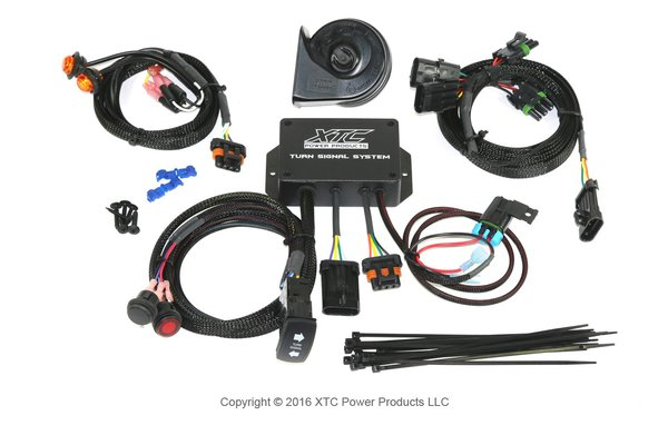 Can-Am Maverick X3 Plug & Play Turn Signal System