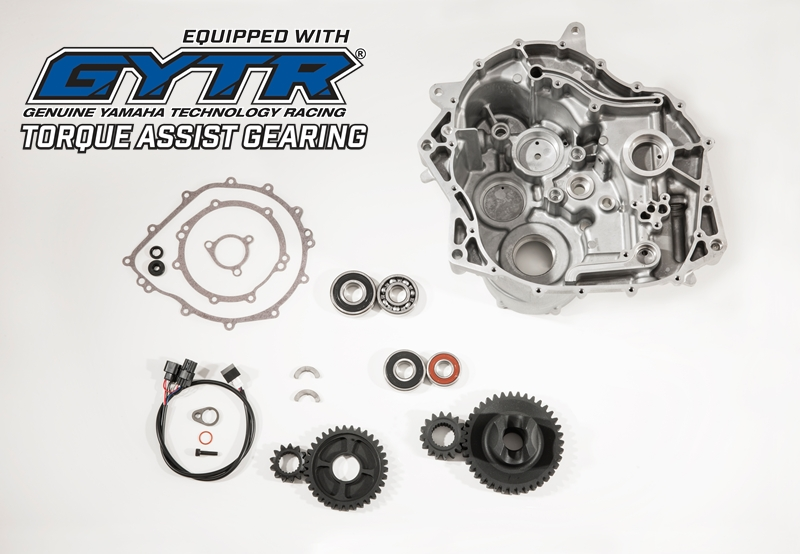 Yamaha YXZ1000R GYTR Torque Assist Gear Kit