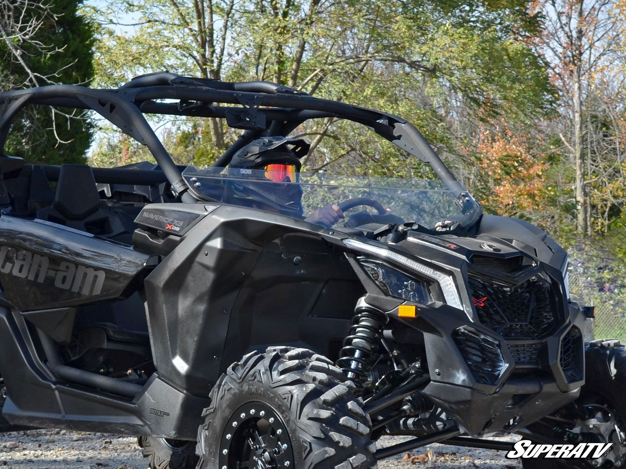 Top New Can-Am Maverick X3 Accessories - UTV Guide