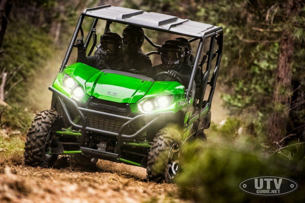 2018 Kawasaki Teryx4