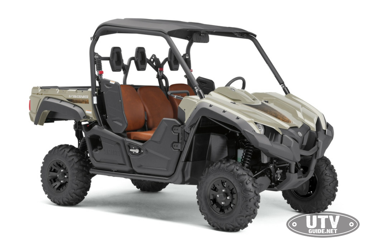 Yamaha announces 2018 viking and viking vi models utv guide for Yamaha viking 3 seater