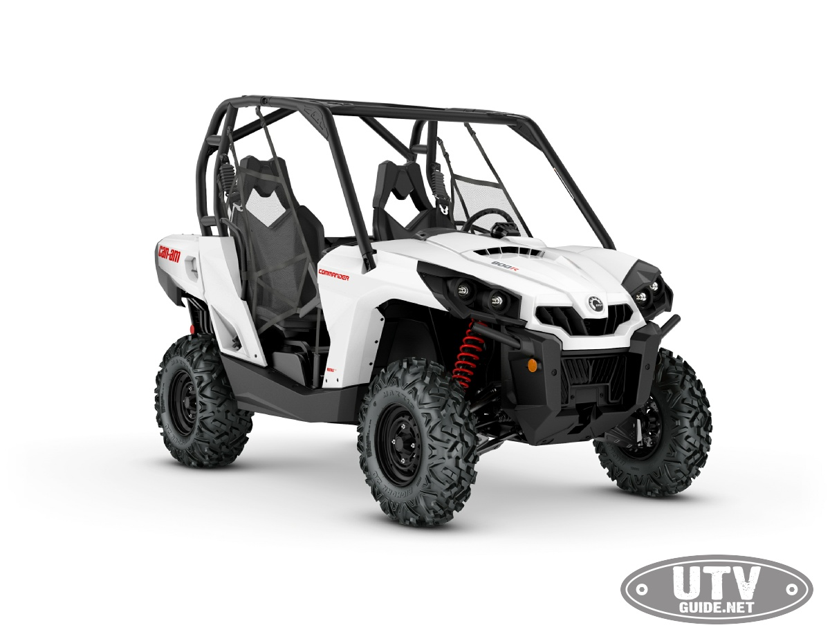 2018 can am commander 800r