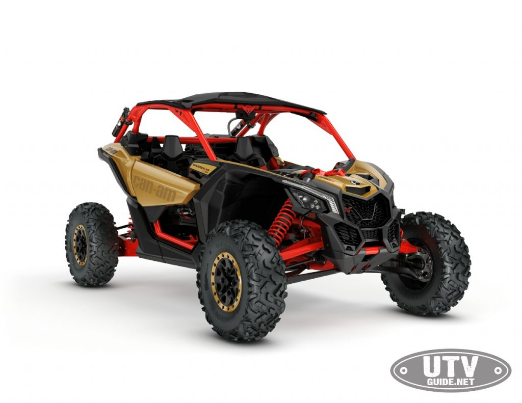 2018 Can-Am Maverick X3 X rs