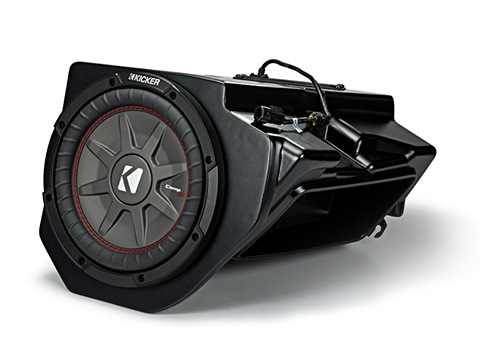 SSV Works RZR Glovebox Subwoofer Enclosre