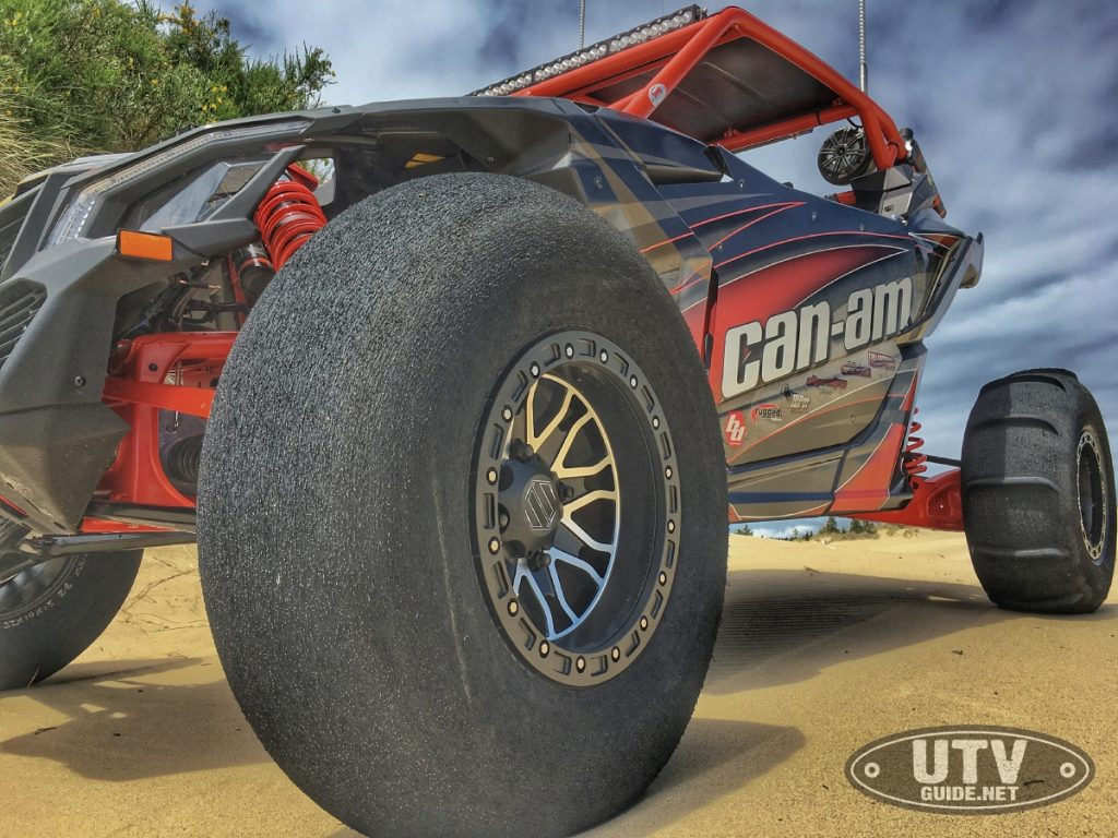Maverick X3 Sand Tires