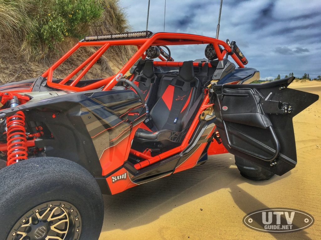 Phase One Can Am Maverick X3 Build Utv Guide Rally Fuse Box Doors