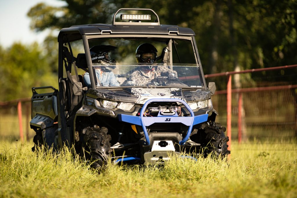 2018 Can Am Accessories Utv Guide