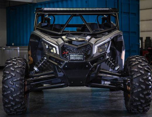 Ken Block's Can-Am Maverick X3