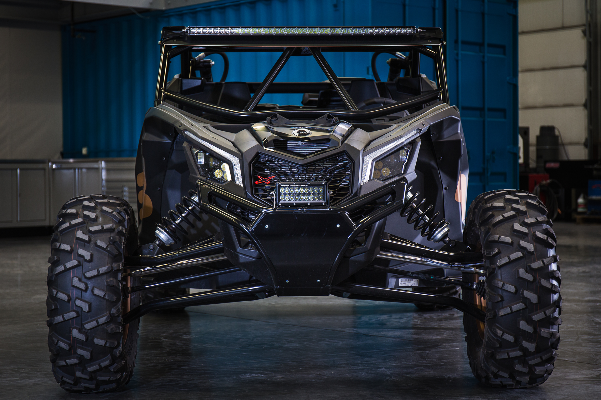 Gymkhana Star Ken Block Shows Off His Can Am Maverick X3
