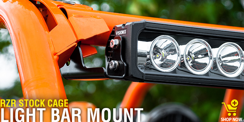 Vision X XPR-S Series Light Bars