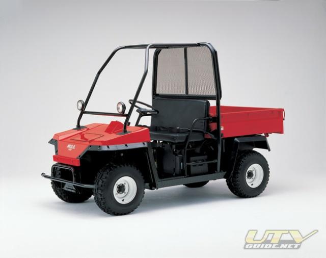 1988 Kawasaki MULE