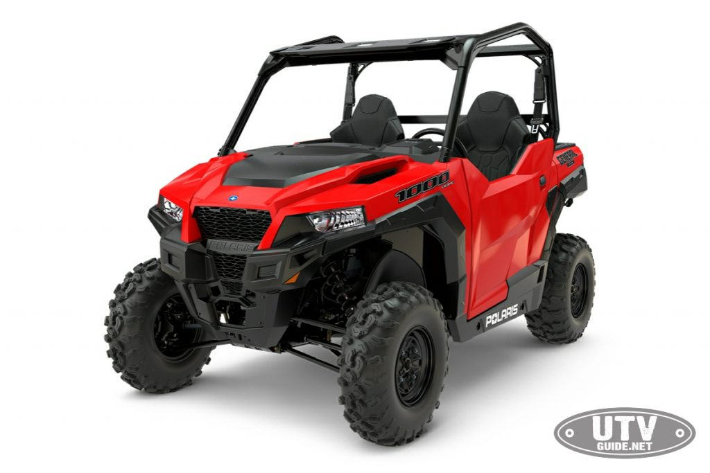 2018 Polaris GENERAL 1000 EPS - Indy Red