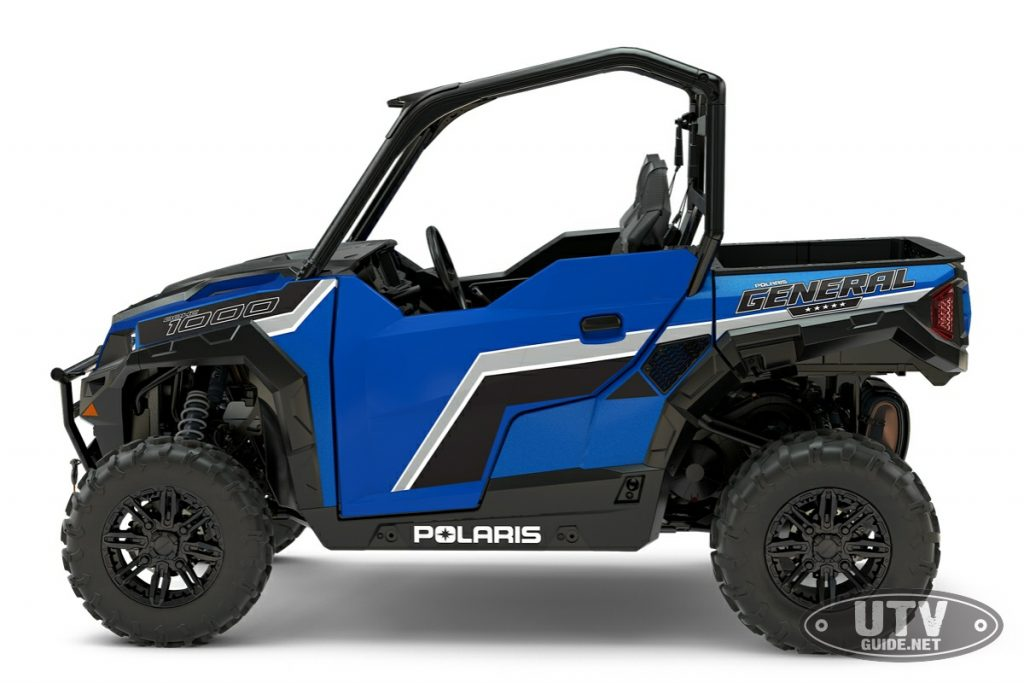 2018 Polaris GENERAL 1000 EPS Premium - Radar Blue