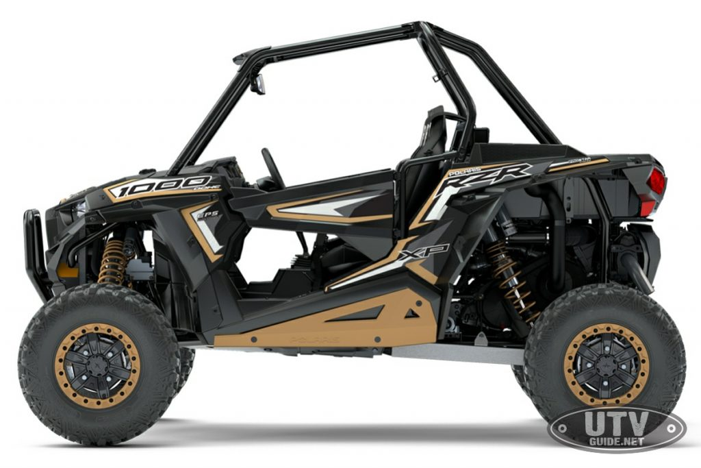 Polaris RZR XP 1000 Trails & Rocks Edition