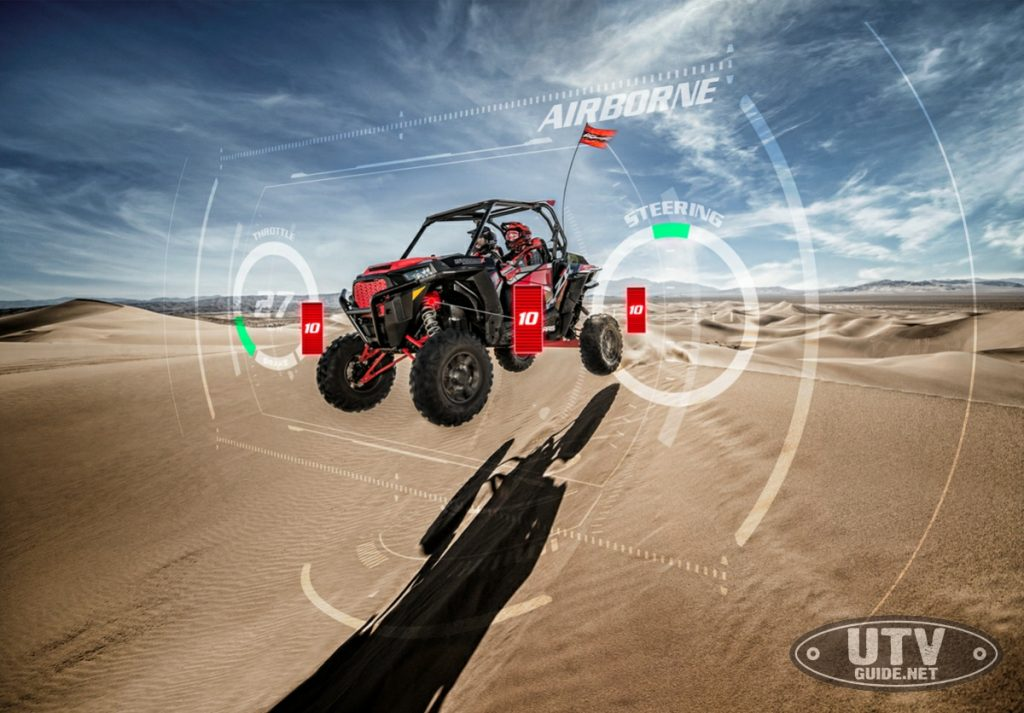 Polaris RZR XP Turbo EPS DYNAMIX Edition