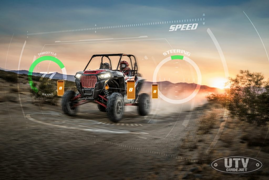RZR DYNAMIX™ Active Suspension
