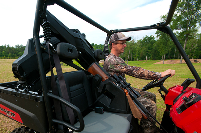 seizmik enters the hunting market with a bang utv guide. Black Bedroom Furniture Sets. Home Design Ideas