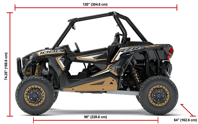 RZR XP 1000 EPS TRAILS AND ROCKS EDITION