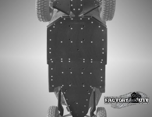 Can-Am Maverick X3 UHMW Skid Plate