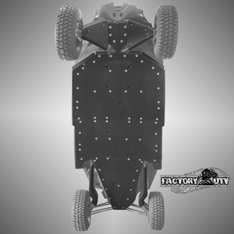 Can-Am Maverick X3 UHMW Skid Plate