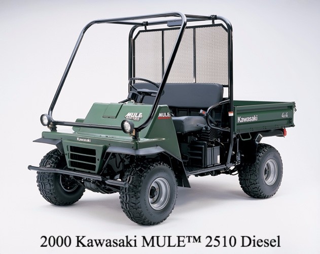 MULE 2510 Diesel