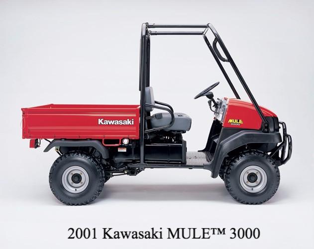Kawasaki MULE 3000