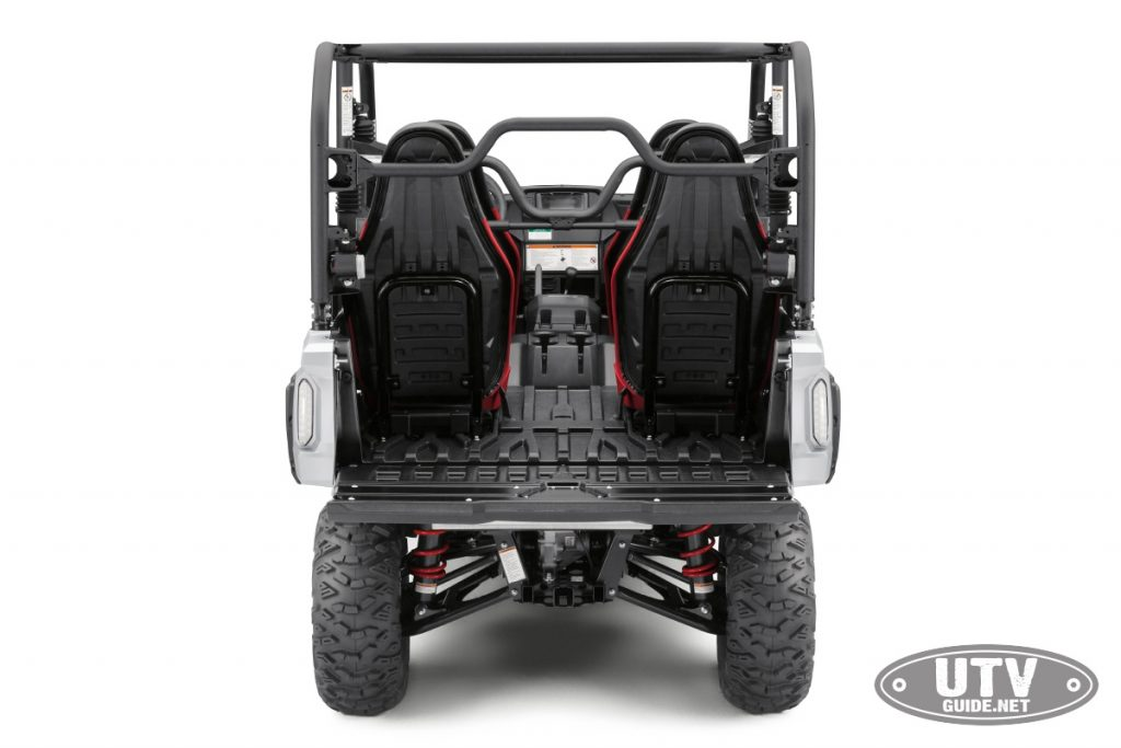 Yamaha Wolverine X4