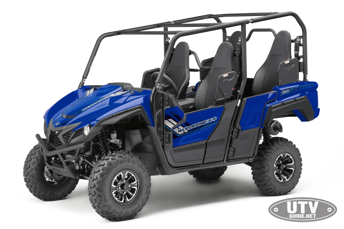 yamaha wolverine x4 four seat utv utv guide. Black Bedroom Furniture Sets. Home Design Ideas
