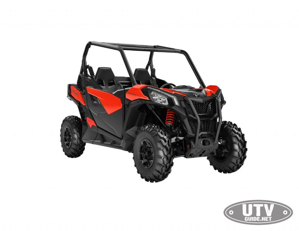 2018 Can-Am Maverick Trail