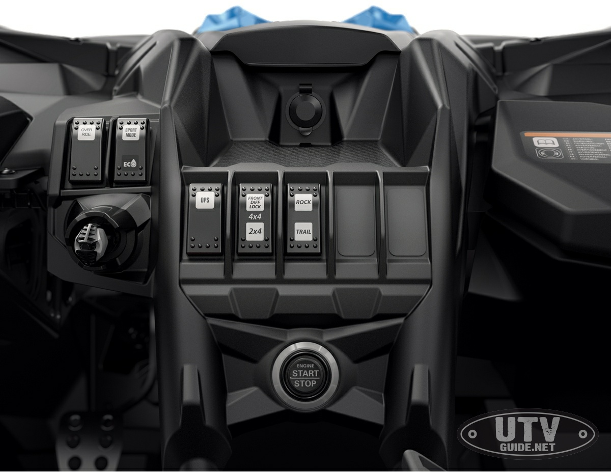 Can-Am Smart-Lok Front Differential Demonstration - UTV Guide